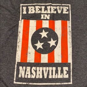 "Gildan ""I Believe in Nashville"" T-Shirt"